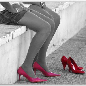 Як розносити нові туфлі в домашніх умовах Питання тісного взуття вже ... 0b76e7d2d8643
