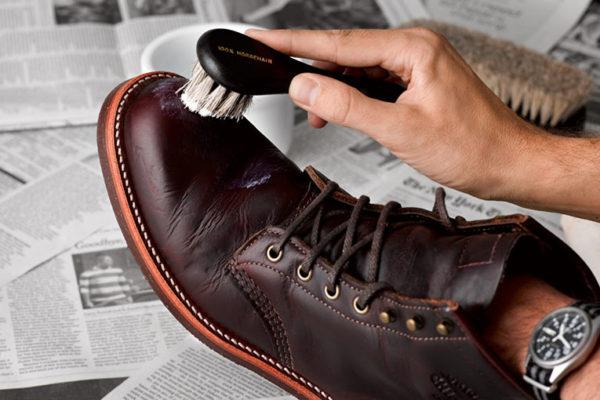 Догляд за шкіряним взуттям  4 правила щодо збереження зовнішнього вигляду e9fa50be07aff
