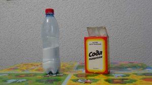 Харчова сода Як позбутися від цвілі на шпалерах  видаляємо грибок 3f5b4c3045286