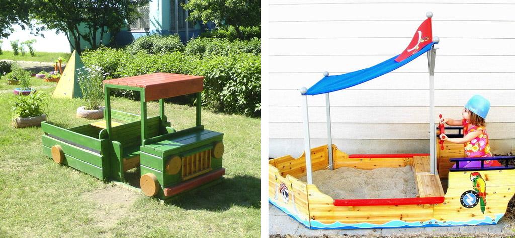 Постройки для детских площадок своими руками 60