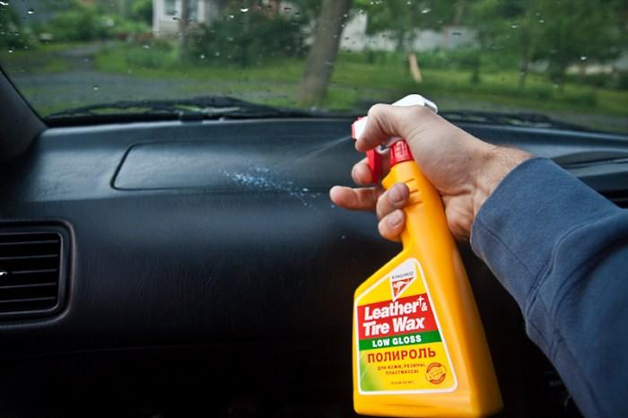 Полироль для пластика авто своими руками 12