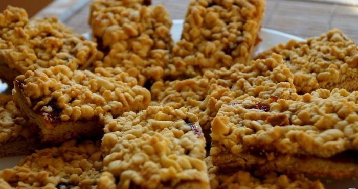 печенье домашнее рецепт на маргарине с вареньем