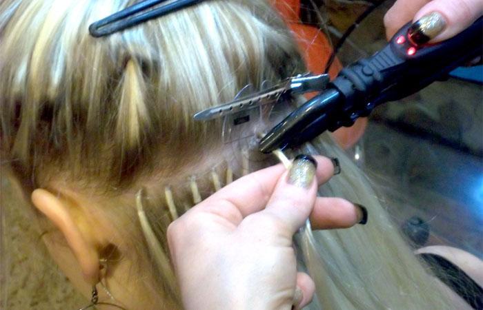 Как снять наращивание волосы в домашних условиях