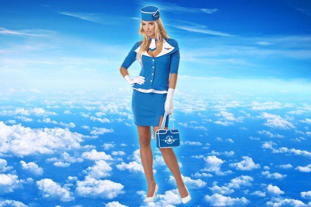 Поздравление с днем стюардессы 73