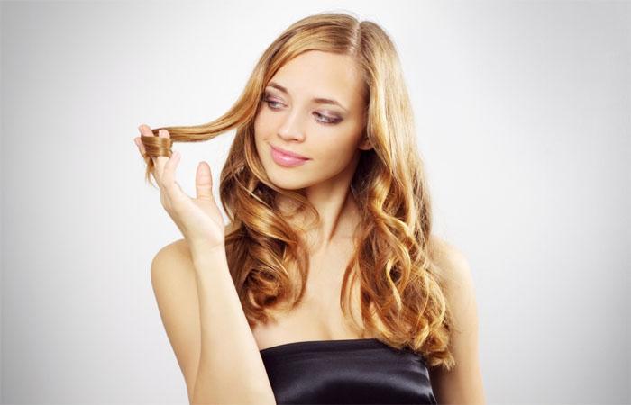 Хімія на довге волосся  види і способи накрутки хімічної завивки на довге  волосся (великі 9fc381c3ced1c