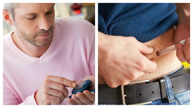 Бесплодие у мужчин больных сахарным диабетом
