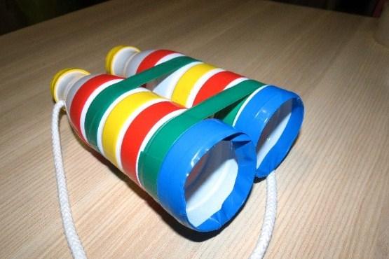 Игрушки из бросового материала своими руками для детей в детский сад 3