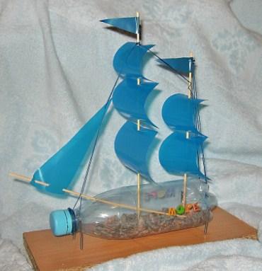 Для детей корабли своими руками из 182