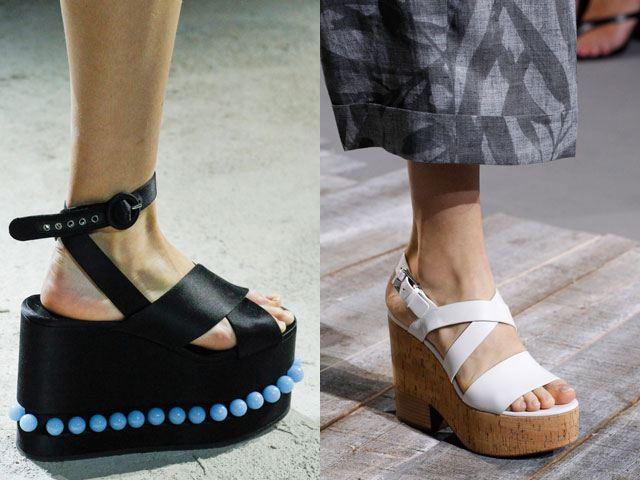 Модні босоніжки і сандалі 2018  100+ новинок і тенденцій фото  a3976960b709f