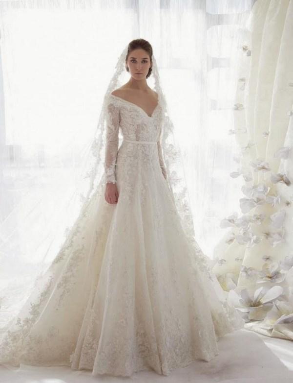 ... модні тенденції Красиве весільне плаття 2018 2019  фото f06402bf6208f