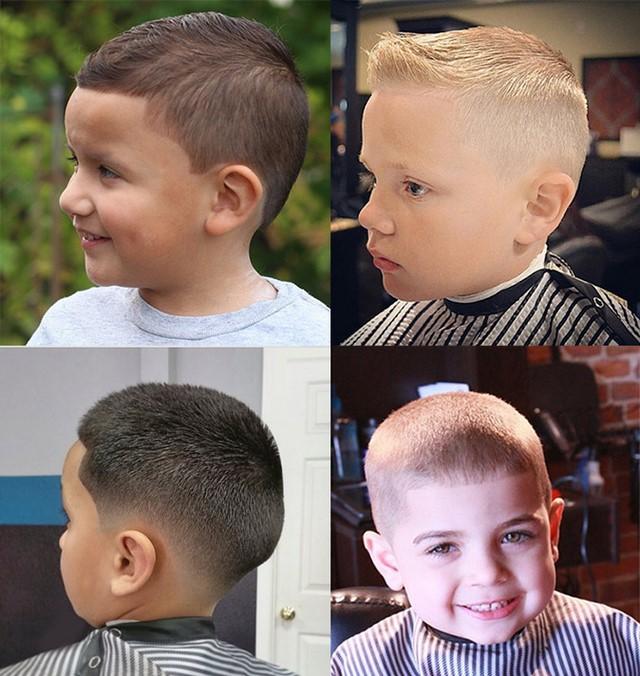 ... Зачіски для хлопчиків 2018 2019  кращі фото ідеї стрижки для хлопчика  ... cead18e723545