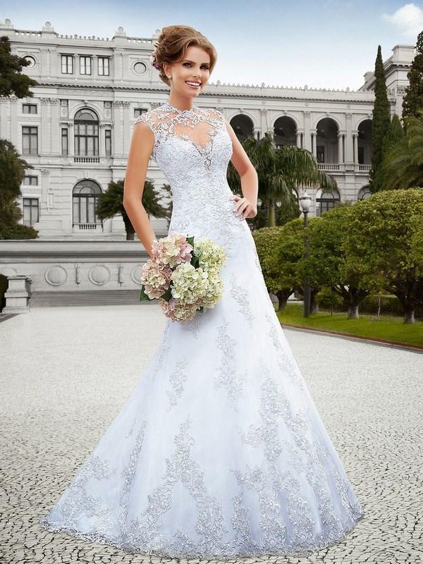 Красиве весільне плаття 2018-2019  фото b0fc976bc76d9