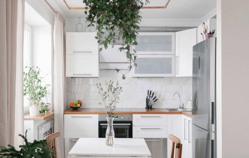 дизайн сучасної кухні 2018 100 новинок для інтерєру на фото поради