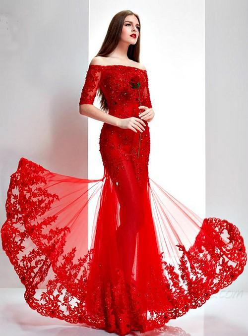 Вибираємо модне мереживне плаття  красиві мереживні сукні 2018 2019 фото 406f021930354