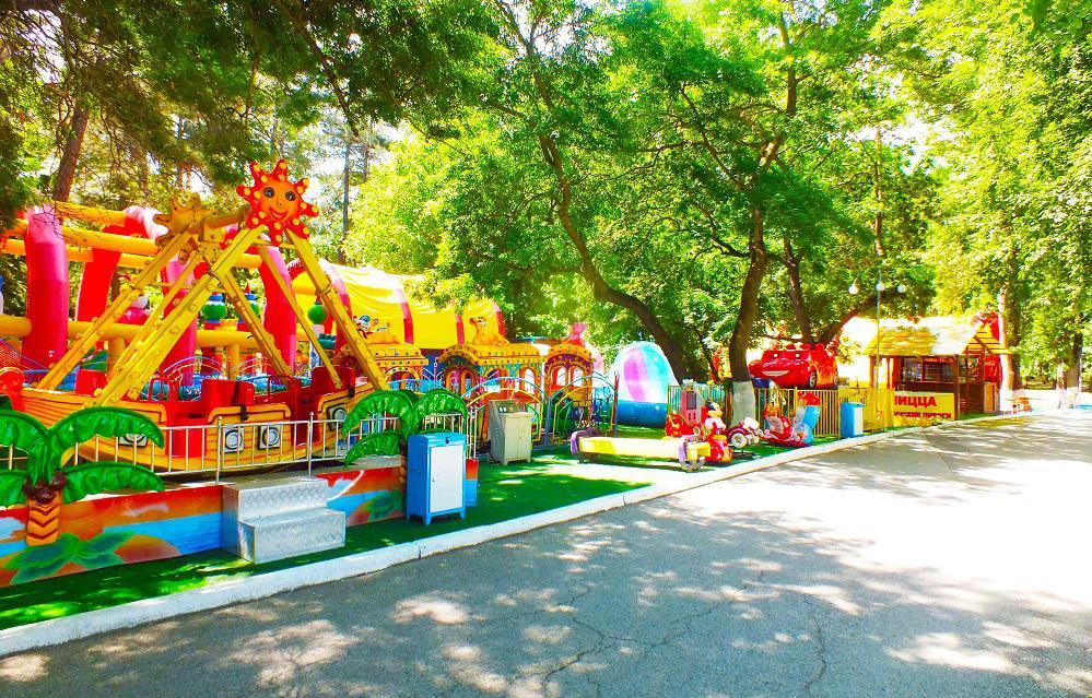Дивноморск фото парк