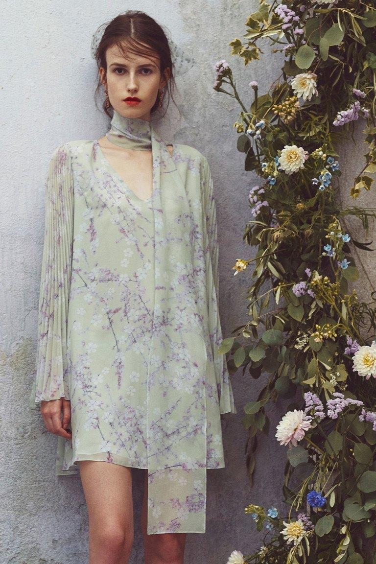 7a4ebc0c81155e Шифонові сукні: 100+ кращих новинок, колірних тенденцій з фото | Поради