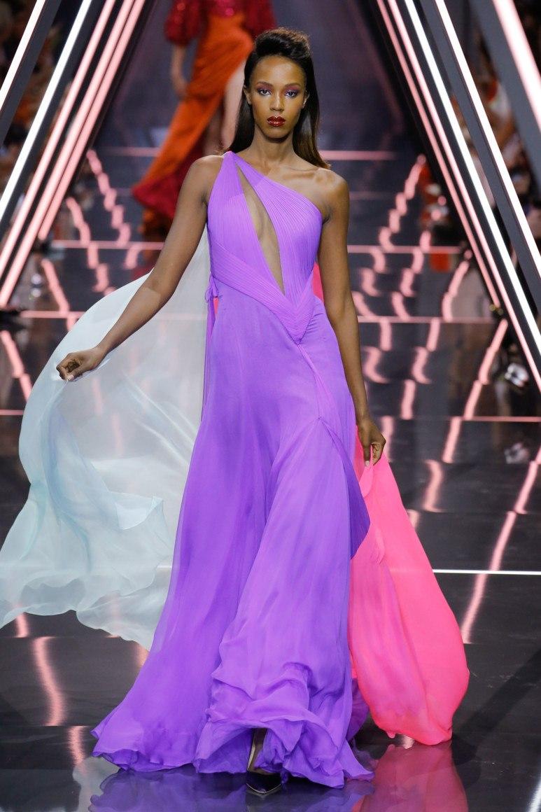 Фіолетова сукня  100 КРАЩИХ фото трендів 626bf8a7afe41