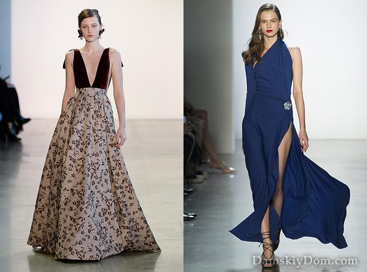 Модні вечірні сукні 2019 фото і тренди  2eec2bc30d884
