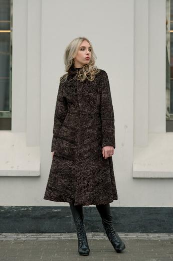Жіночі пальто зі штучного хутра  фото та переваги еко хутра ... 2e00b76af19f4