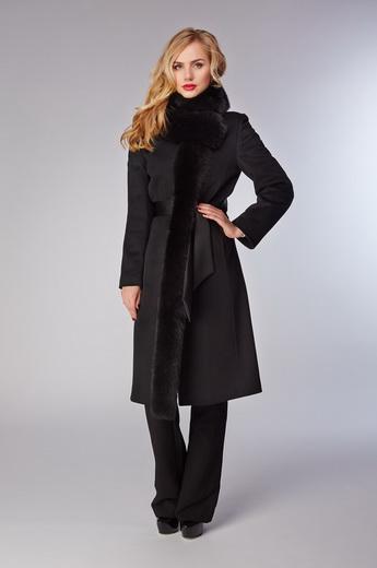 Жіночі хутряні пальто  фото моделей 9461a16b8e849