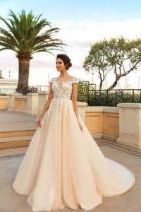 f72926c8771506 Весільна сукня-трансформер з відстібною спідницею: переваги, фото ...